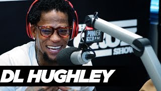 DL Hughley Speaks on Houston, Donald Trump, Minorities