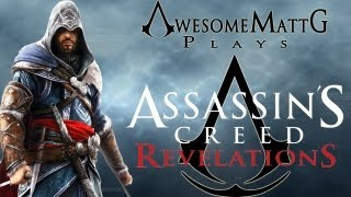"""Let's Play: Assassin's Creed: Revelations (039) """"The Lost Archive: Part 1"""""""
