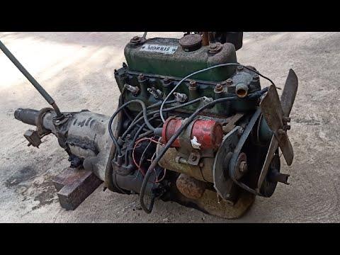 Morris Minor Engine Full Restoration(YOM 1956) | Austin 850cc Engine Restoration