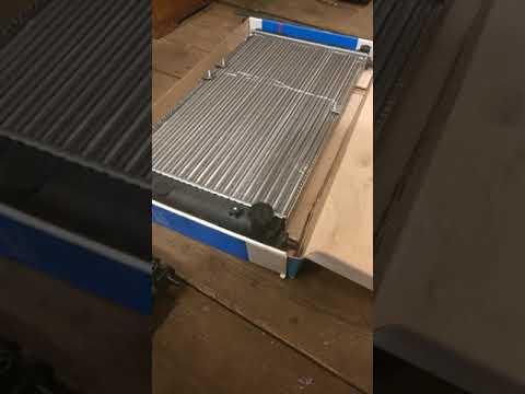 Радиатор охлаждения от калины на гранту