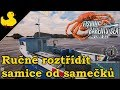 Třídíme ulovené kraby - Fishing Barents Sea - King Crab DLC CZ #01