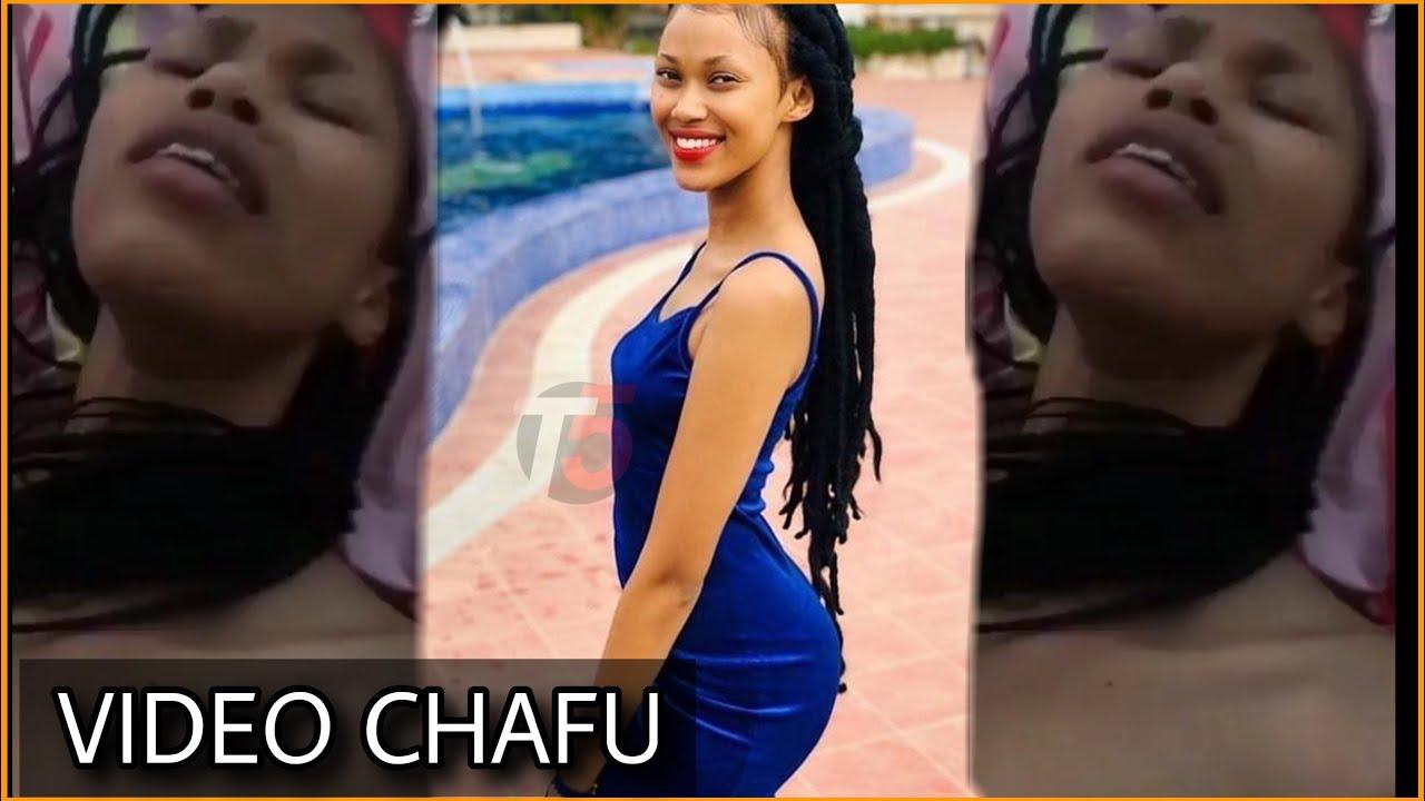 Download Video chafu ya Mwanachuo wa IFM iliyovuja akiliwa uroda kitandani