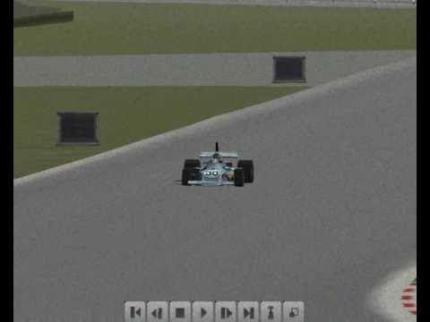 F1Challenge - Wilson Fittipaldi em ação! (Copersucar-Fittipaldi/Ford FD-01)