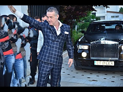 Gigi Becali A Pierdut 1 Milion De EURO La Casino ?