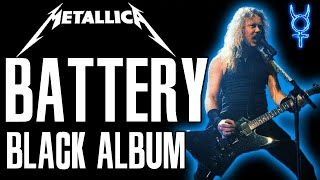 Metallica - Battery (Black Album rework)