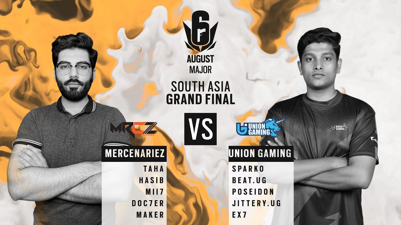 MercenarieZ vs Union Gaming // APAC Six August 2020 Major – South Asia Grand Final