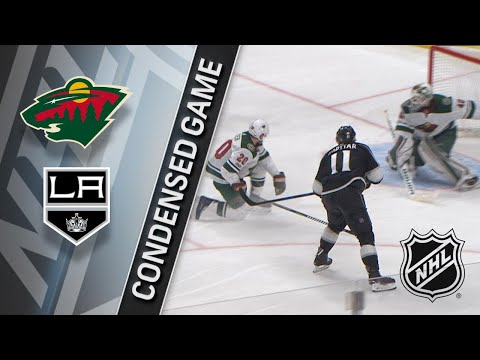 12/05/17 Condensed Game: Wild @ Kings