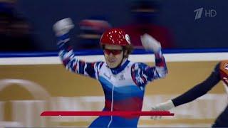 Российские спортсмены одержали ряд громких побед на международных соревнованиях