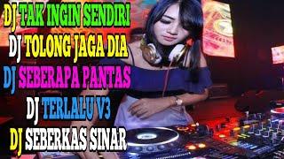 Download lagu DJ TAK INGIN SENDIRI REMIX KENCAANG ABEES
