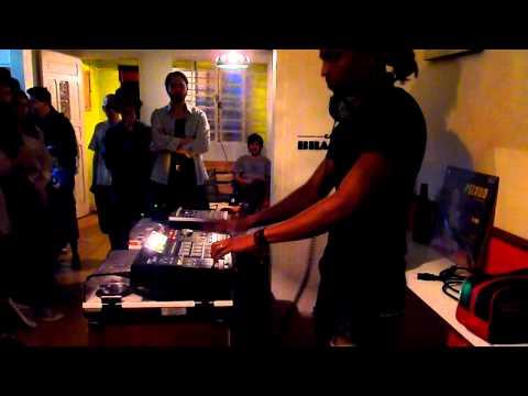 MPC LIVE PERFORMANCE/ FELIX / CASA BRASILIS/ SAO PAULO