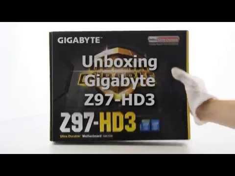 Gigabyte GA-Z97-HD3 -