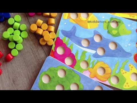 Настольная Игра Лото - GOKI - Детское Лото от 3 лет