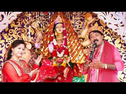 2017 का हिट देवी गीत - Murti Me Bashal Ba Paran Hey Mayi - Jhuleli Jhulanwa Maiya - Rajan Tiwari