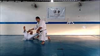 Koryu San (16 Waza) e Daito Ryu Aikijujutsu