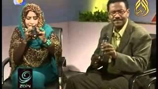 نسرين الهندي و مصطفى السني - دمعي الاتشتت - اغاني و اغاني 2013