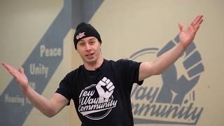 Брейк данс обучение  | 6 step | Видео урок Break dance