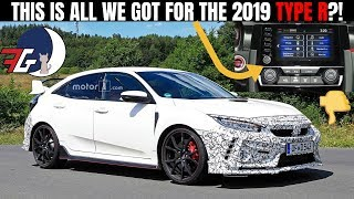 2019 Civic Type R (FK8) Model Refresh? HONDA IS HOLDING OUT!