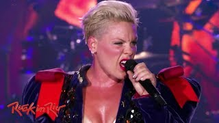 P!nk - Just Like Fire (Rock In Rio 2019)