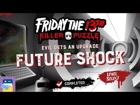 Friday the 13th Killer Puzzle: Episode 8 Walkthrough - Future Shock (by Blue Wizard Digital)