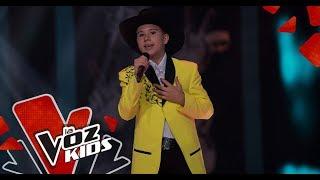Juan Esteban canta 25 rosas – Audiciones a Ciegas | La Voz Kids Colombia 2019