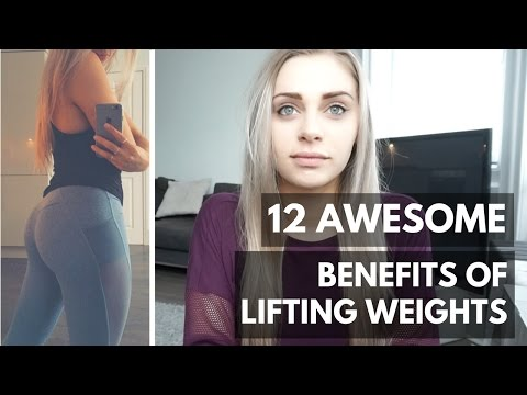 12 Awesome Benefits Of Lifting Weights