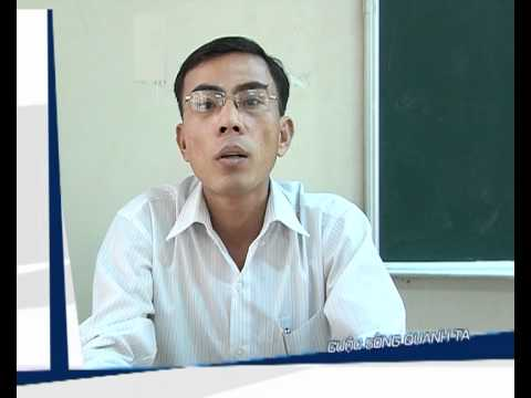 Cuoc Song Quanh Ta HTV - Ngon Ngu trong Van Hoa Cham