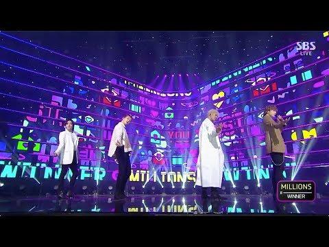 WINNER - 'MILLIONS' 0113 SBS Inkigayo