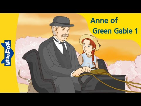 Anne of Green Gables 1: Mrs. Lynde Is Surprised | Level 7 | By Little Fox