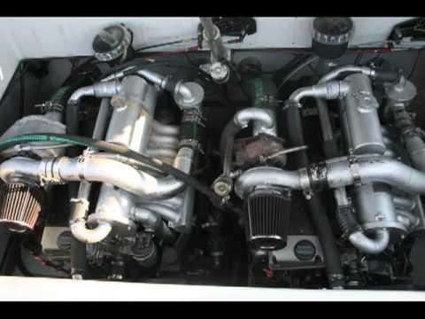 Om606 Turbo Holset Hx35 Youtube