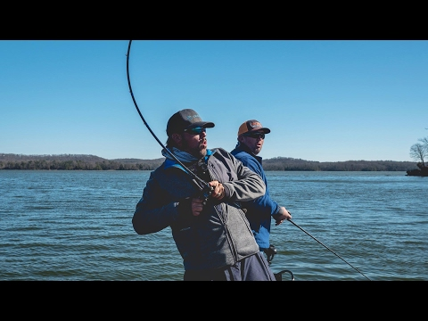 Fishing for the Tennessee State Record Bass!