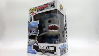 Sharknado Funko Pop - Vaulted Unboxing