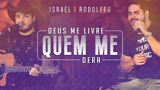 Israel e Rodolffo - Deus Me Livre Quem Me Dera (Onde a Saudade Mora) [Vídeo Oficial] thumbnail