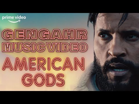 'Under The Skin' by Gengahr | Exclusive American Gods Music Video | Prime Video