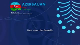 Aisel - X My Heart (Karaoke Version) - Azerbaijan Eurovision 2018