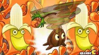 Plants Vs Zombies 2: Sap-Fling & Banana Launcher!