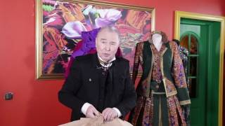 Создаем fashion-образ с «Поколением М». Урок классика моды Вячеслава Зайцева