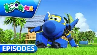 �Official】Super Wings - Episode 25