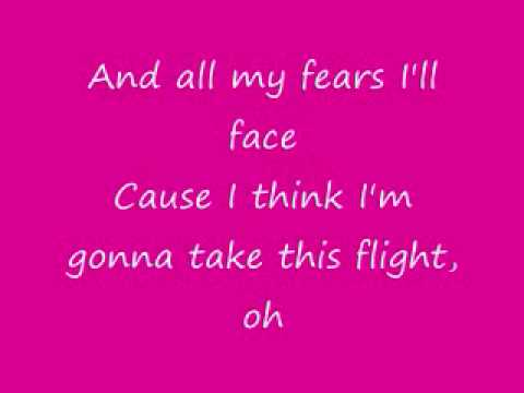 Mya - Fear of Flying With Lyrics