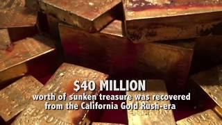 Millions worth of sunken treasure on display in Long Beach   ABC7
