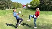 Sat 1 Reporter Testet Fussballgolf In Ochsenwerder Youtube