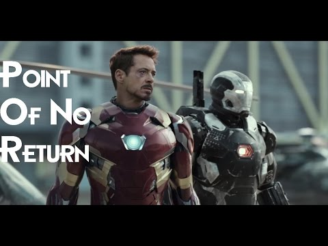 Captain America: Civil War [Starset - Point Of No Return]