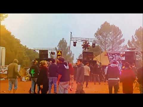 Free Party Dzertik// Atutek // Tek Nomé Sound System // Ketatribe - 14/10/2017