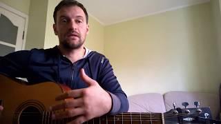 лучший способ научиться петь под гитару