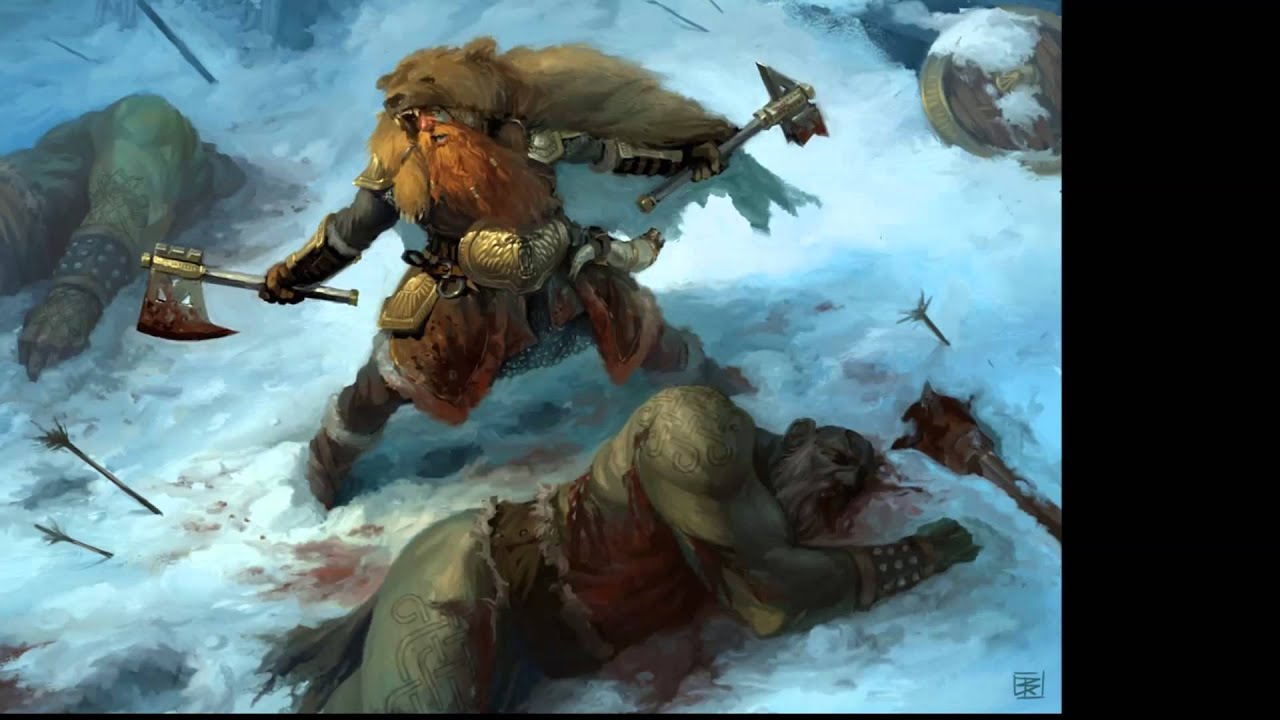 Epic Viking