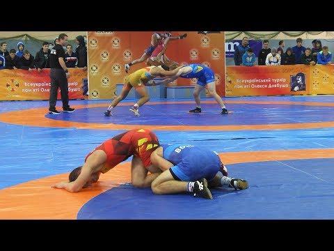 07.10.2019 У Коломиї відбувся турнір з вільної боротьби