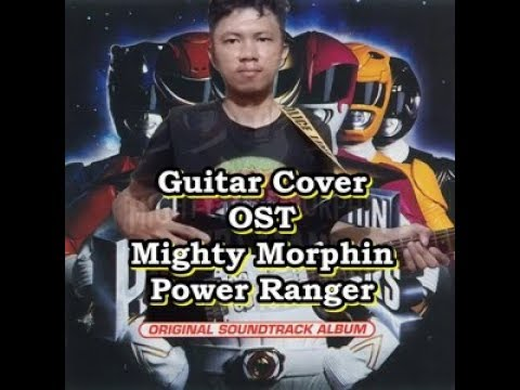 Guitar Cover Go Go Power Ranger by Annes