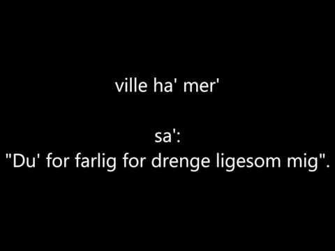 Farlig af Rasmus Seebach fortolket af Louise & Julie