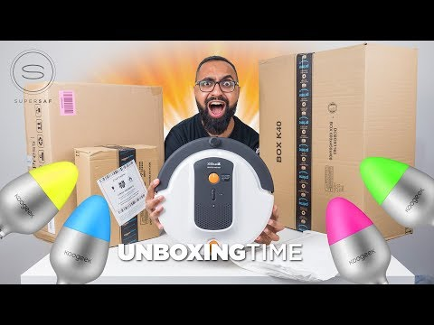 Download Youtube: Mystery Smart Home Tech - Unboxing Time Episode 13