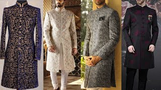Designer Sherwani For Groom | Wedding Sherwani Design | Latest Sherwani Design For Men screenshot 5