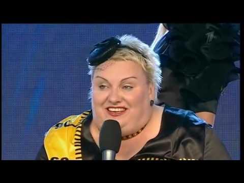 Девчонки из Житомира - Шенгенская ЗОНА. Фестиваль КВН Юрмала 2011
